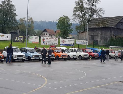 Jesensko srečanje Klub Katra Slovenije v Žireh